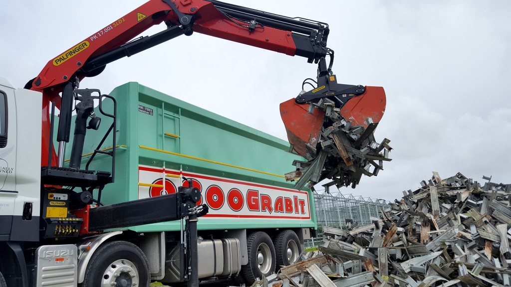 Waste Removal Metal