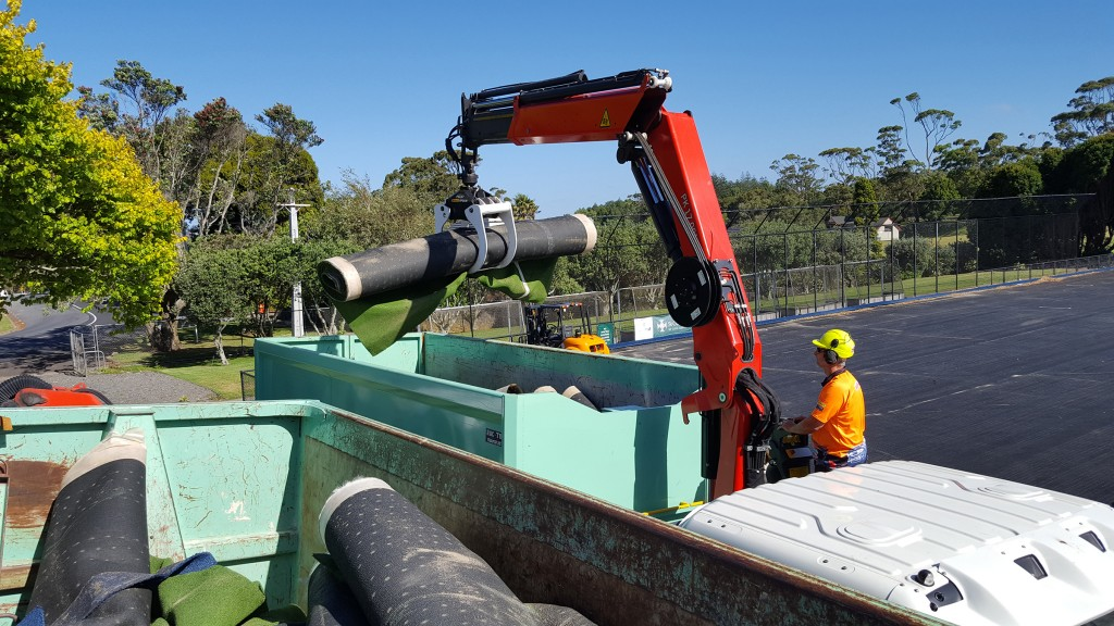 Waste Removal Artificial Turf